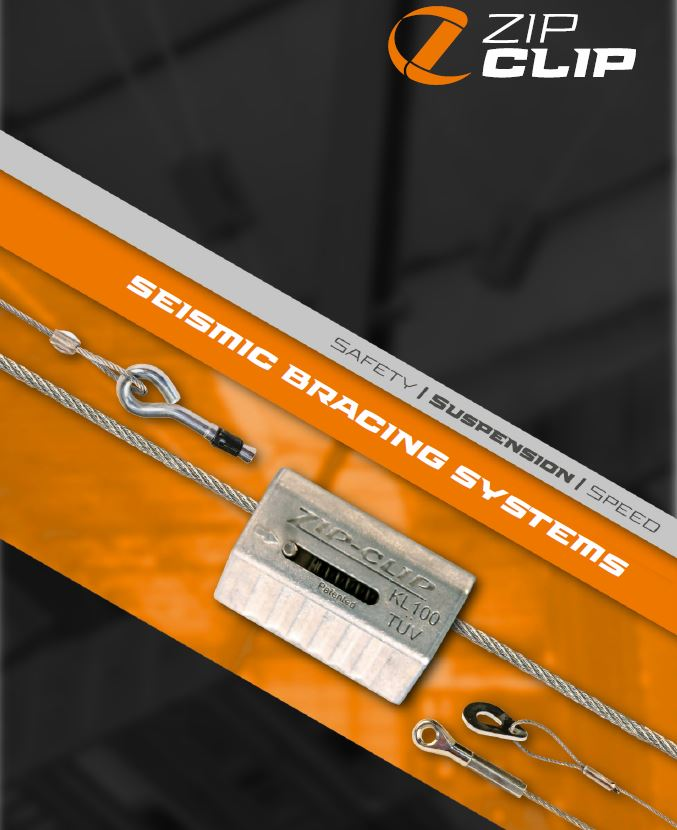 Zip Clip Hanging & Suspension Systems Catalog