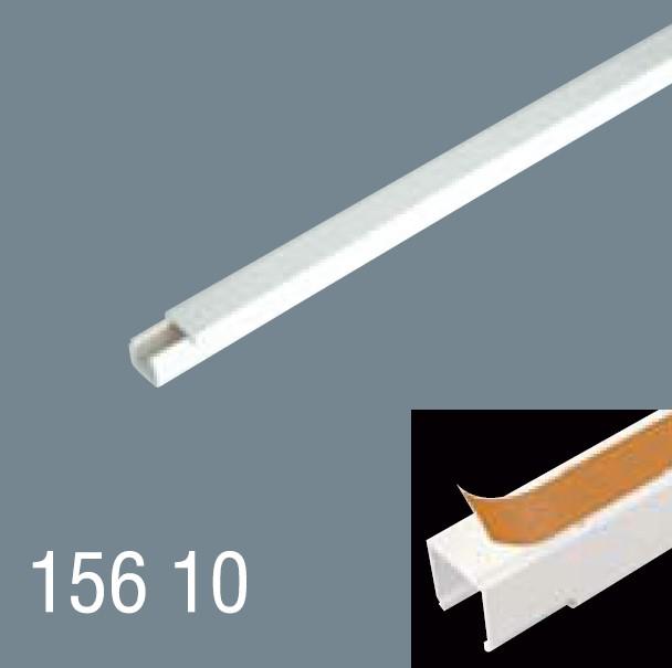 15x10 PVC Yapışkan Bantlı Kablo Kanalı 156 10