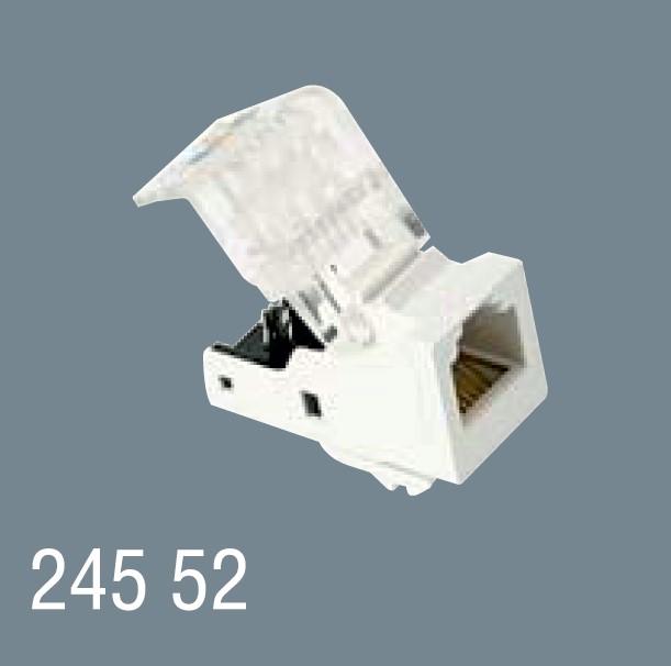 Cat 3 Telefon Konnektörü 245 52