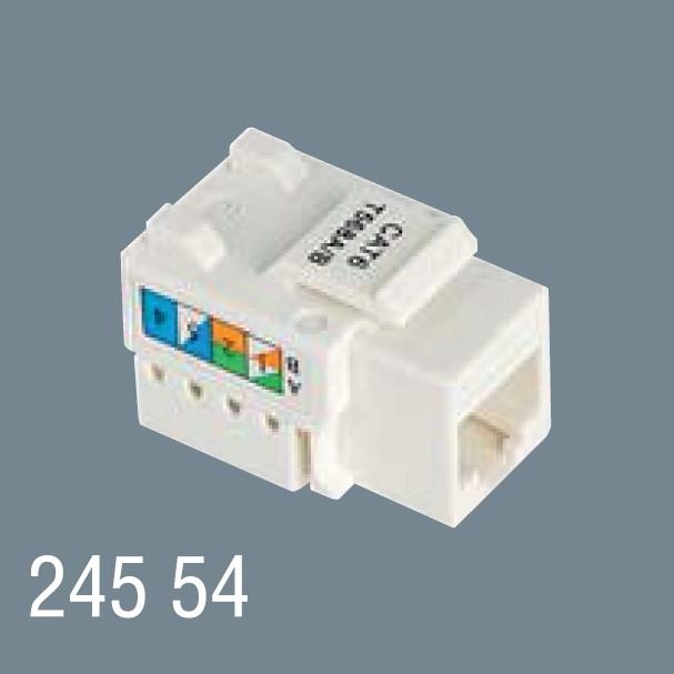 Cat 6 Data Konnektörü 245 54