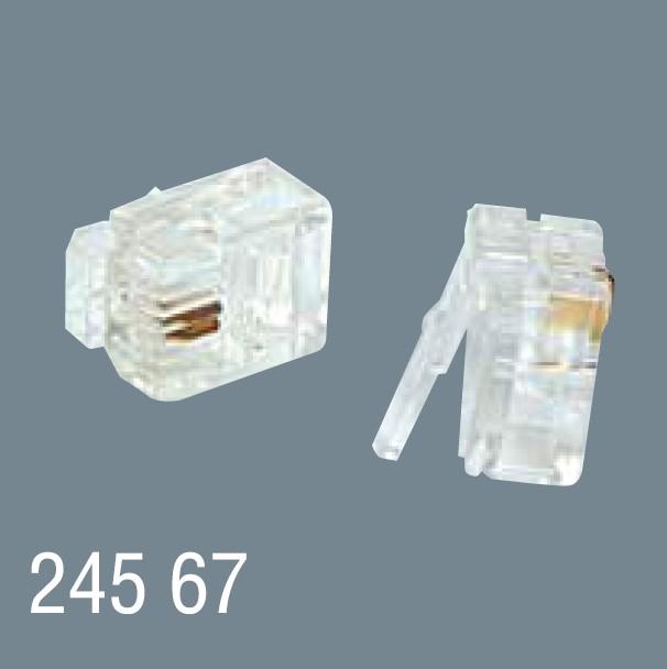 Cat 3 Plug 245 67