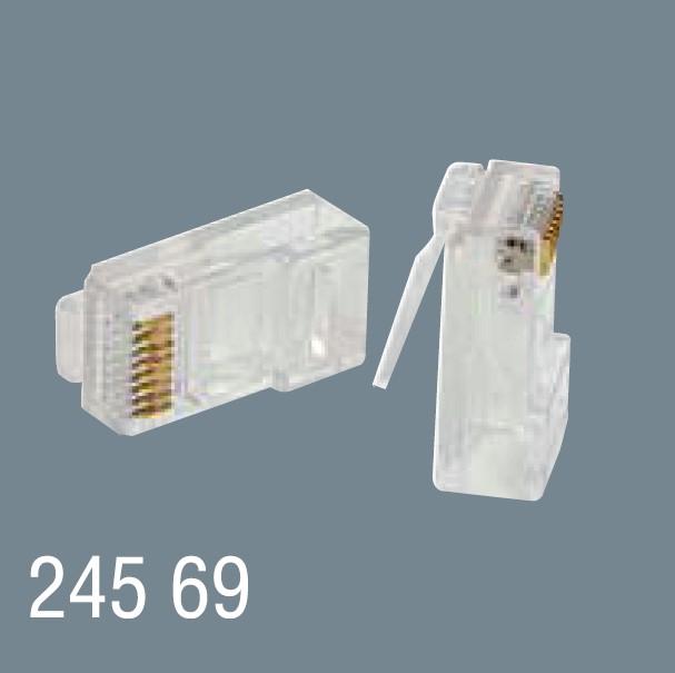 Cat 6 Plug 245 69
