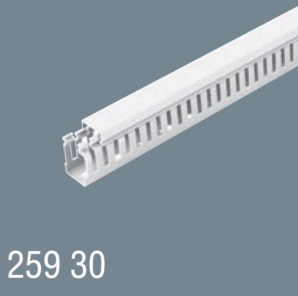 25x30 PVC Kablo Kanalı 259 30