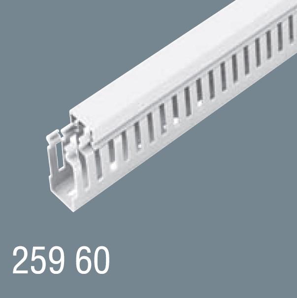 25x60 PVC Kablo Kanalı 259 60