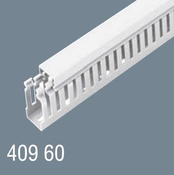 40x60 PVC Kablo Kanalı 409 60