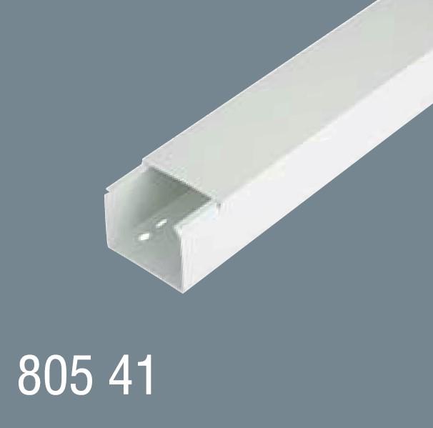 80x40 PVC Kablo Kanalı 805 41