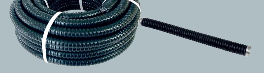 PVC Kaplı Çelik Spiraller 873 09