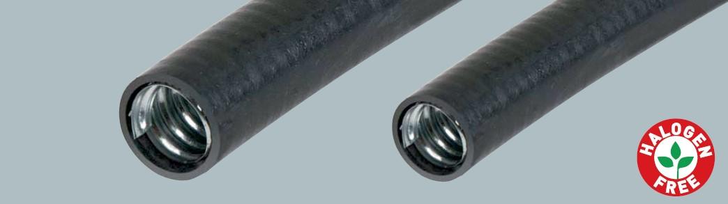 Halojen Free Plastik Kaplı Çelik Spiral 877 09